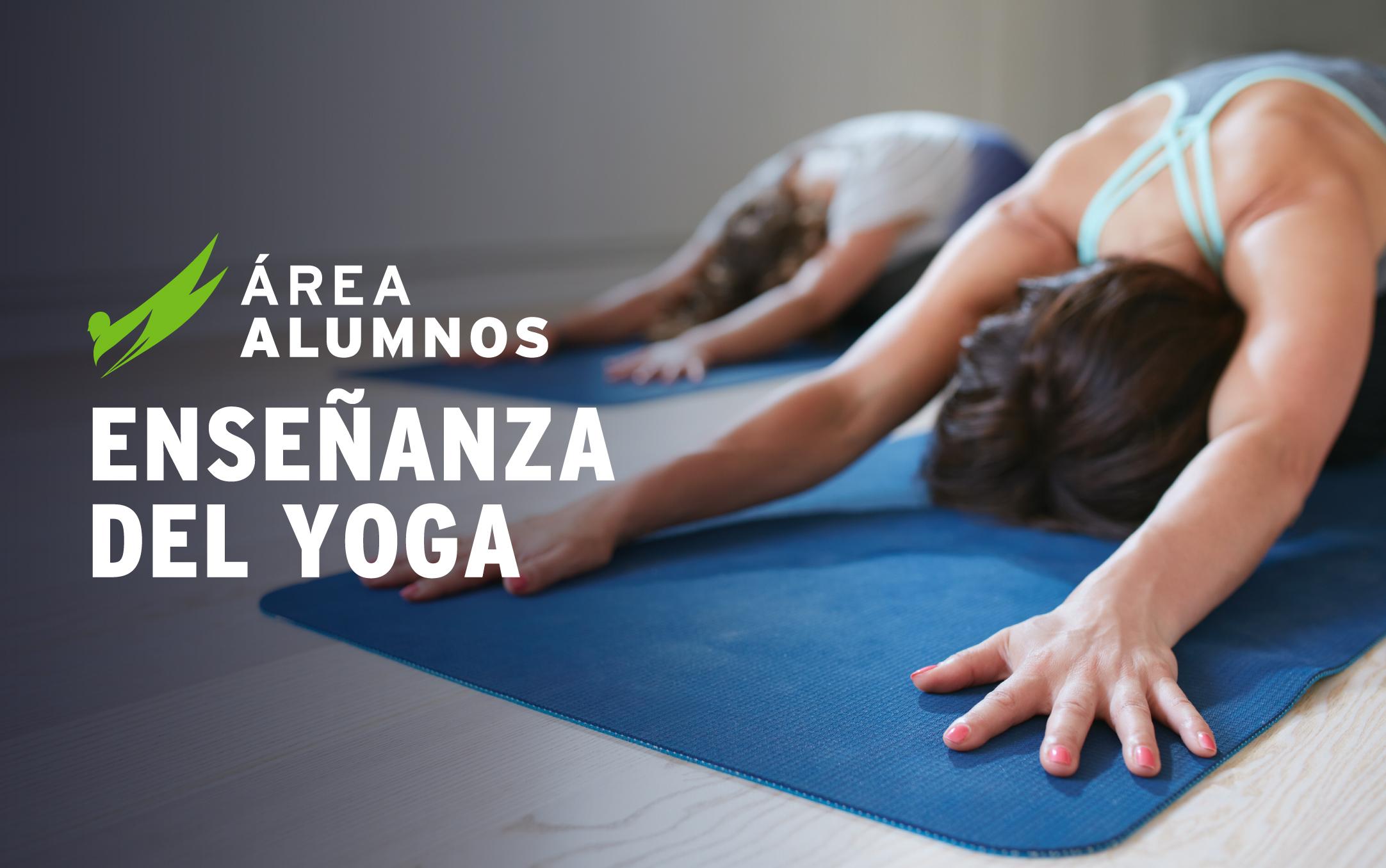 Enseñanza en Yoga